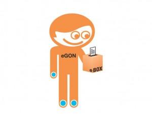 eGon symbol eGovernmentu